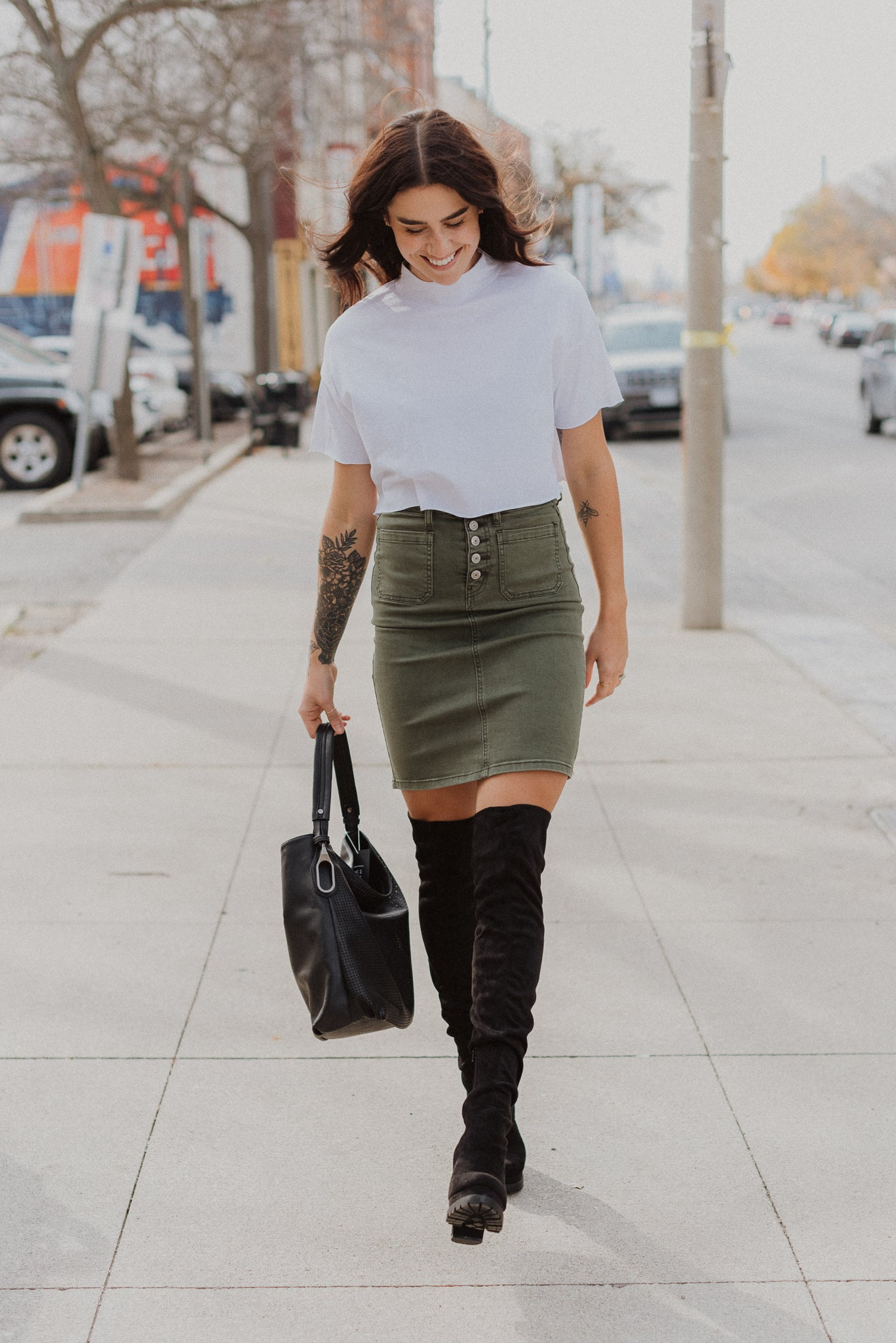 Lana Over-The-Knee Boot / FINAL SALE