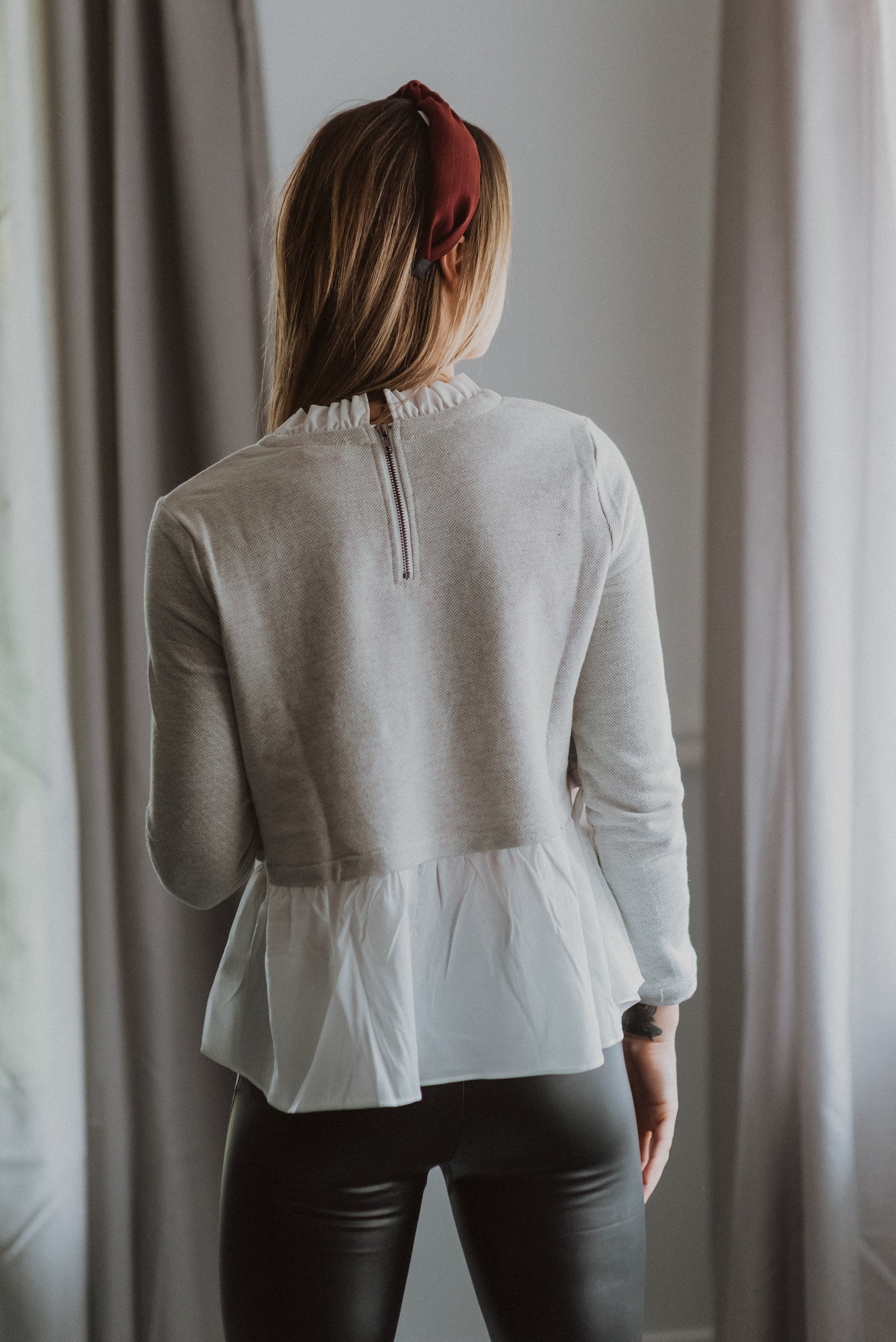 Prepped For the Day Layered Top