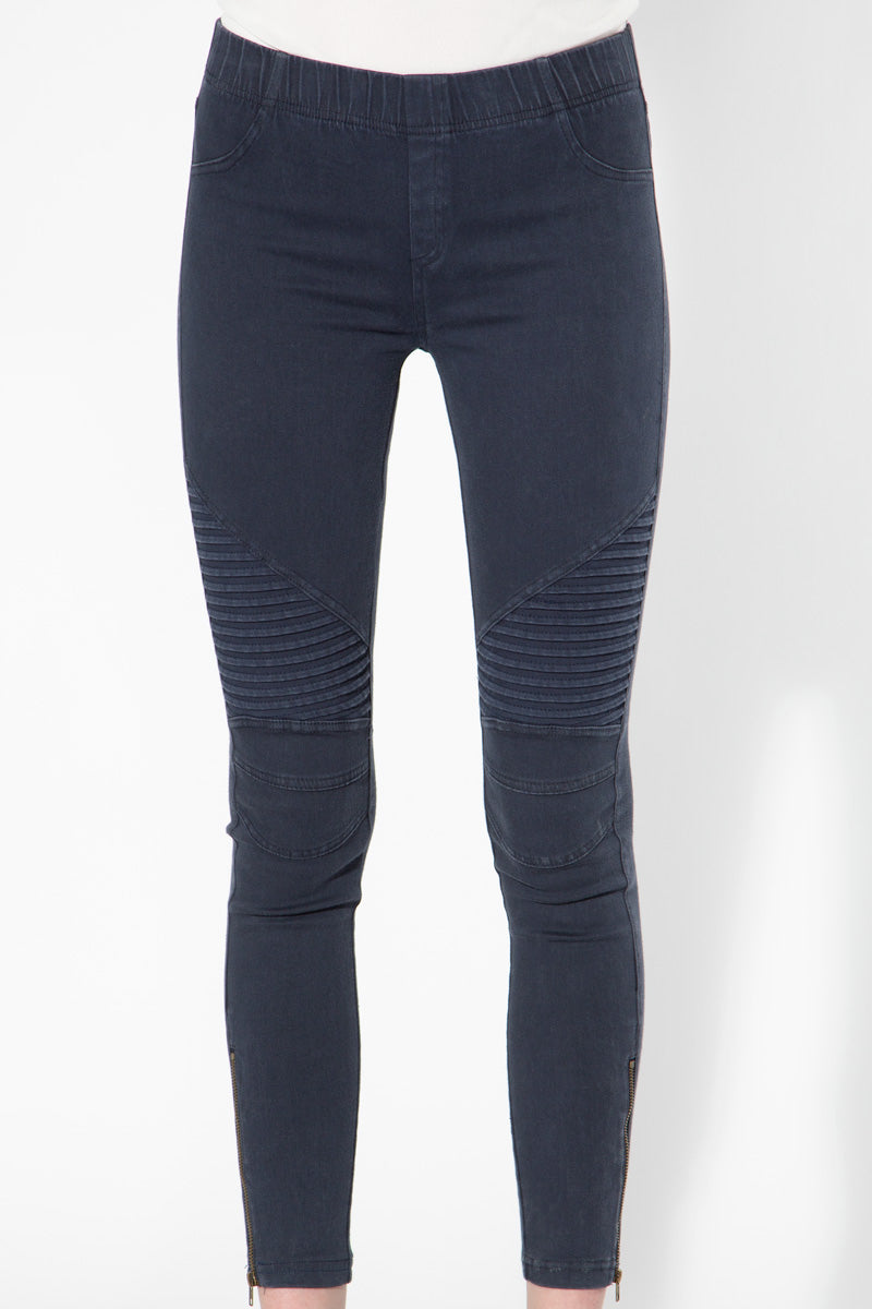 •sold out• Piper Jeggings in Midnight Blue