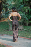 Jacqueline Smocked Jumpsuit / FINAL SALE