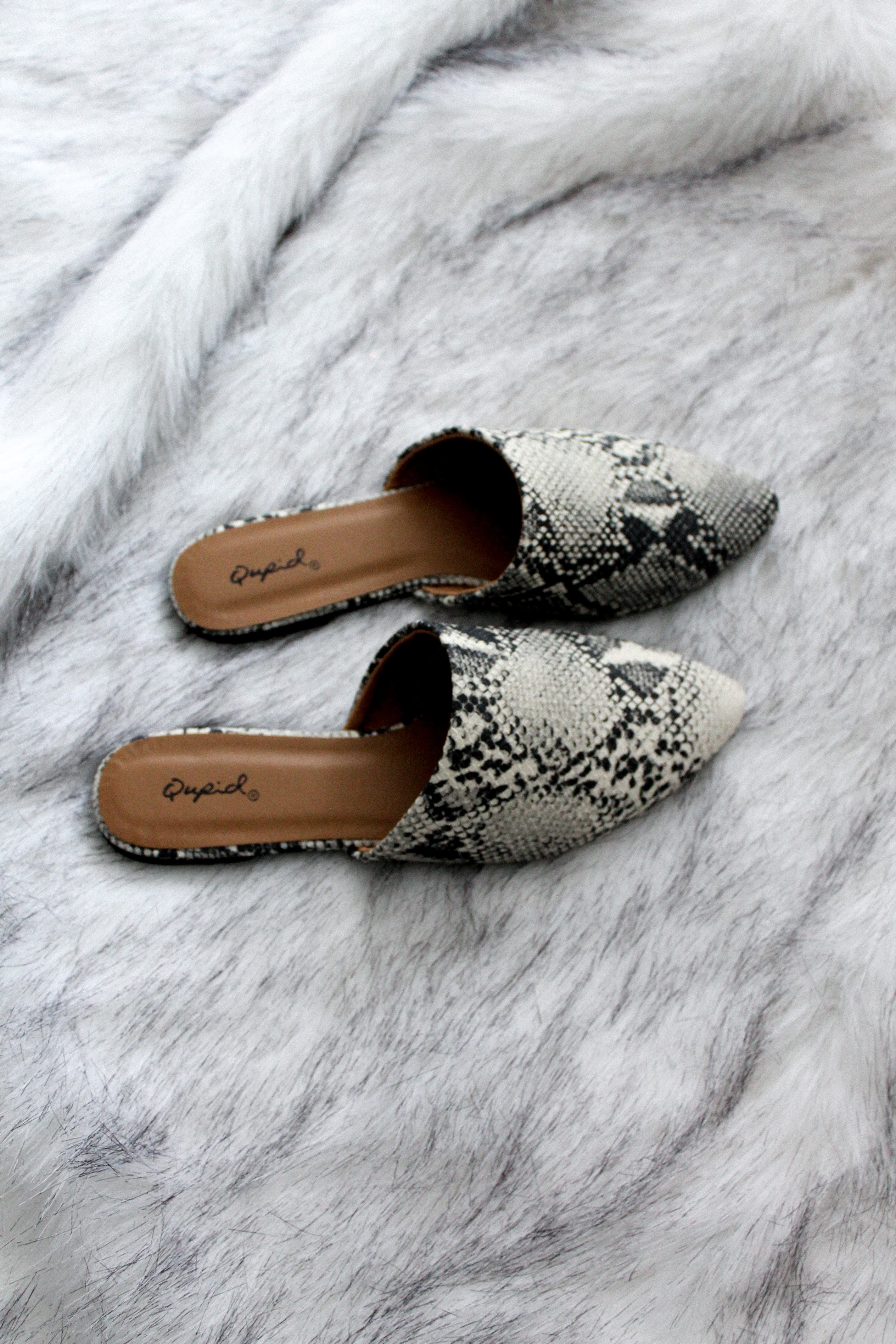 The Monty Slip-on Mules