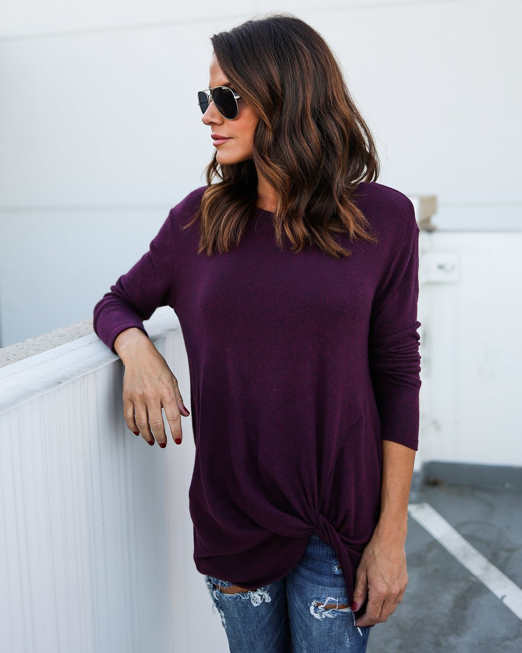 Harper Knot Top - FINAL FEW / FLASH SALE