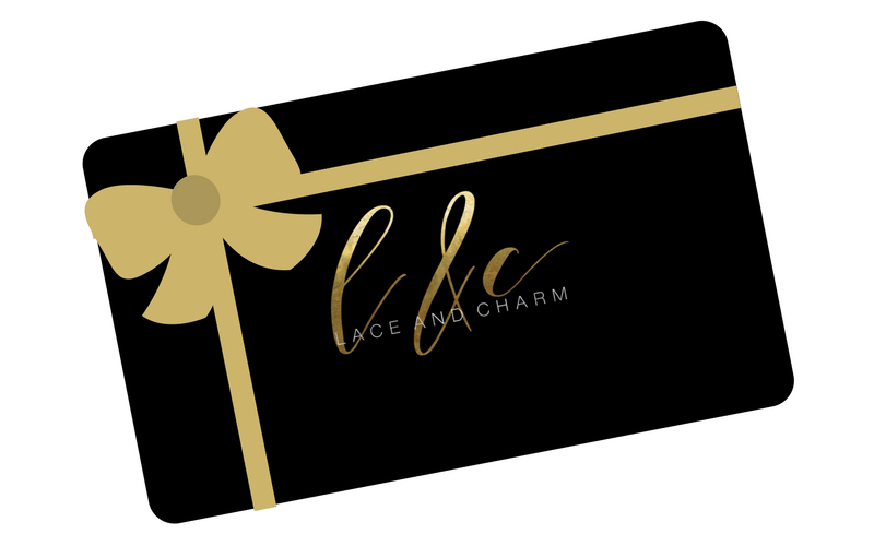Lace & Charm Gift Card
