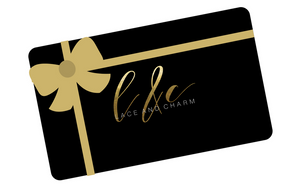 Lace and Charm Gift Card
