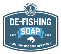Saint Inky's De-Fishing Soap