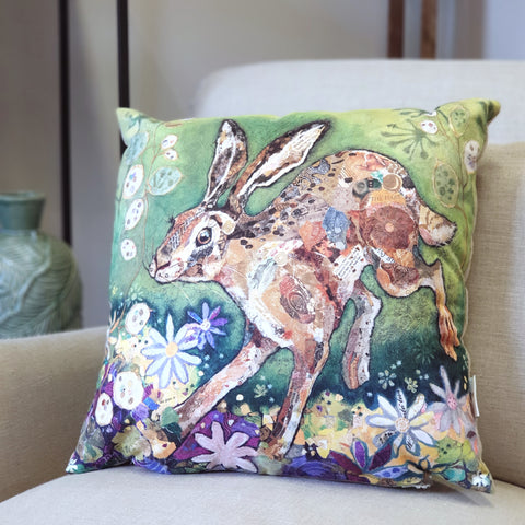 Honesty Hare - Cushion