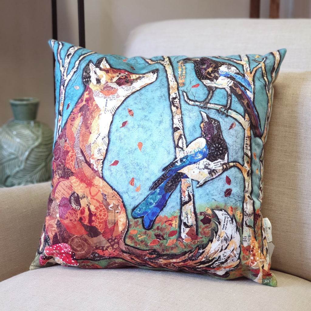 The Gift, Fox - Cushion