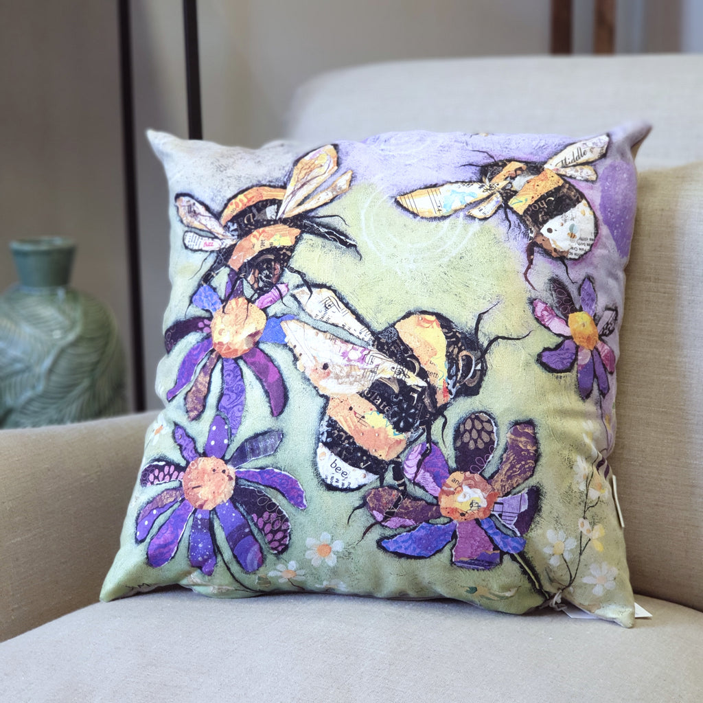 Humble Bumbles- Cushion