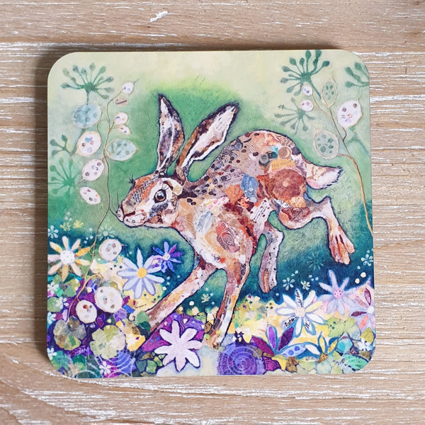 Honesty Hare Coaster
