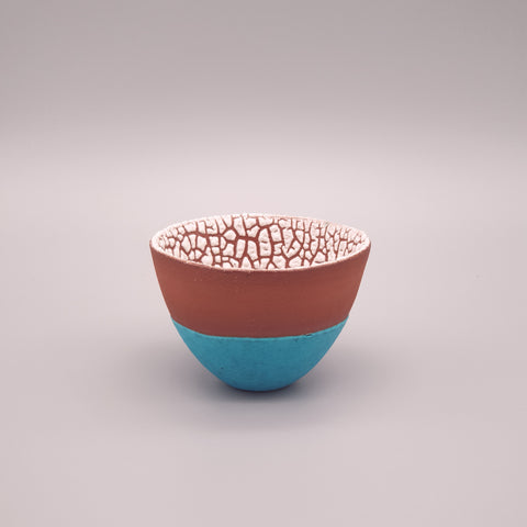 Studio Ceramic Tall Bowl