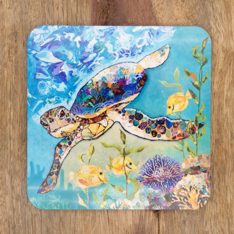 Coral Patrol- Sea Turtle Coaster