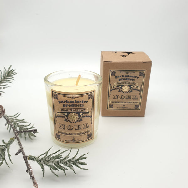 Small Votive Candle - Gift Boxed