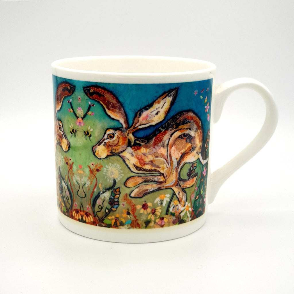 Follow the Leader - Hare Mug