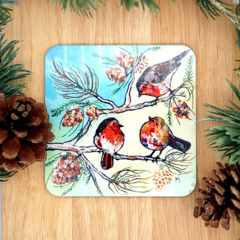 When Robins Appear Coaster