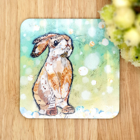 Winter Rabbit Coaster