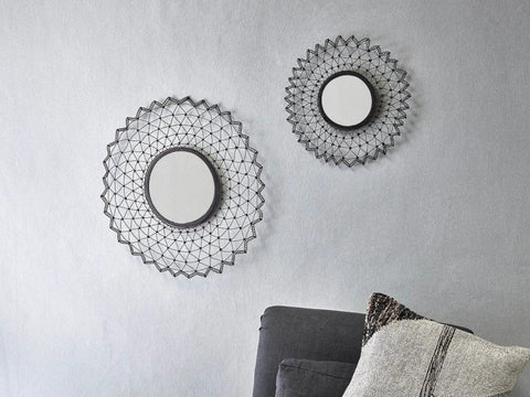 Arna Wire Mirror
