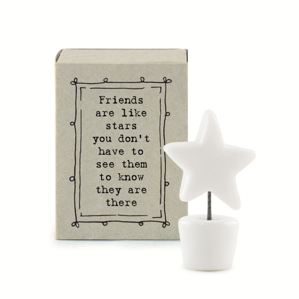 Matchbox - Friends are like stars