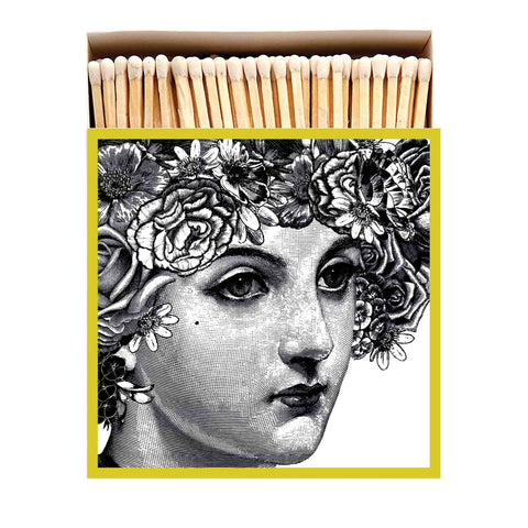 Lady - Square Luxury Matches