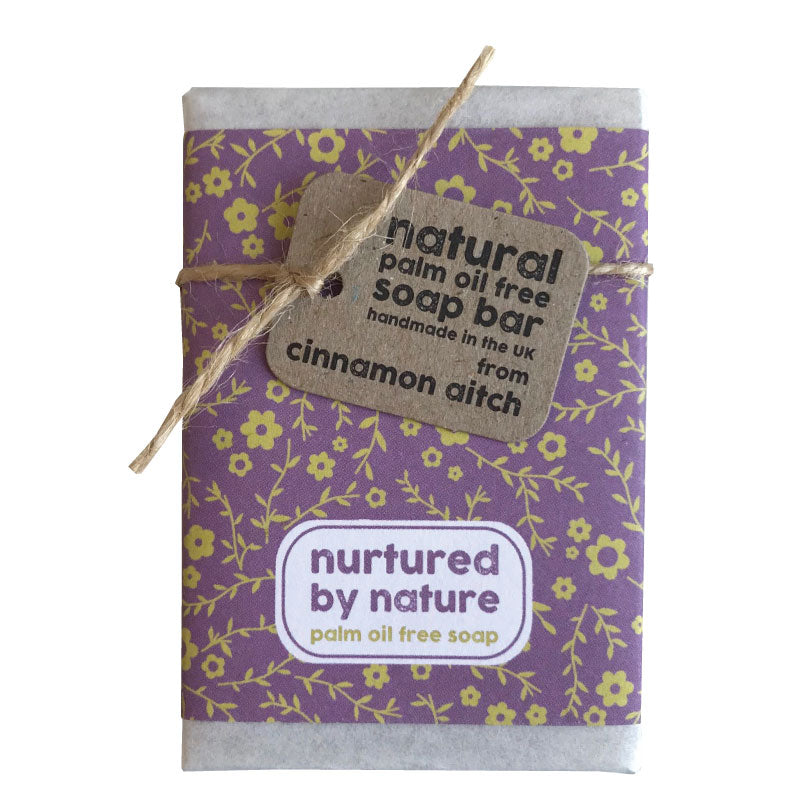 Nurtured by Nature -  Palm Oil Free Soap Bar