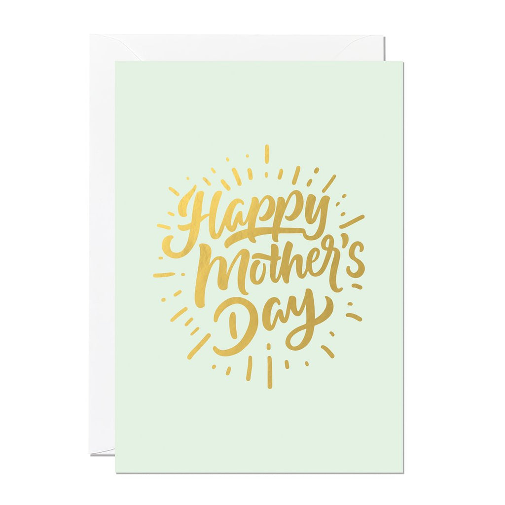 Happy Mother's Day - Mothers Day card