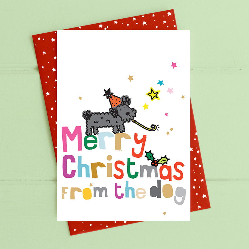 From the Dog - Christmas Card