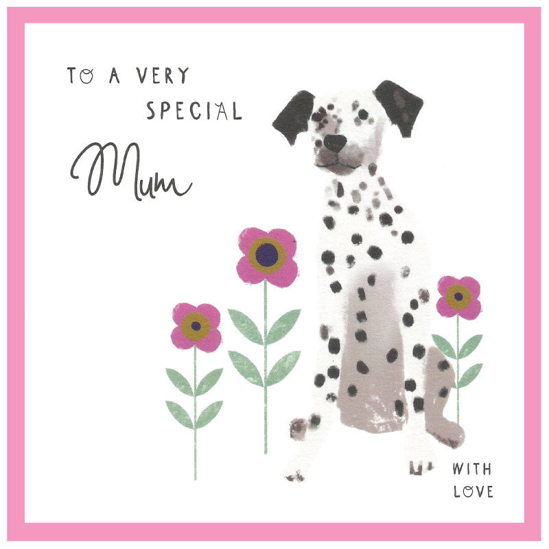 To a Very Special Mum with Love