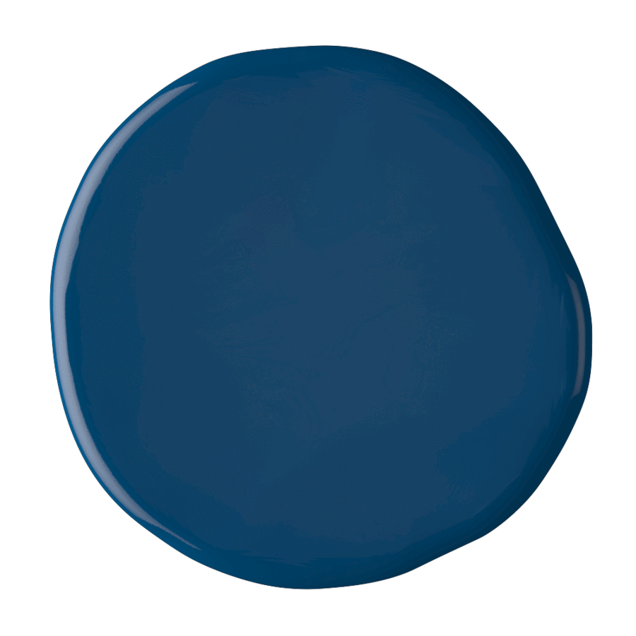 Mineral Cornish Milk Paint -  Blue Lobster