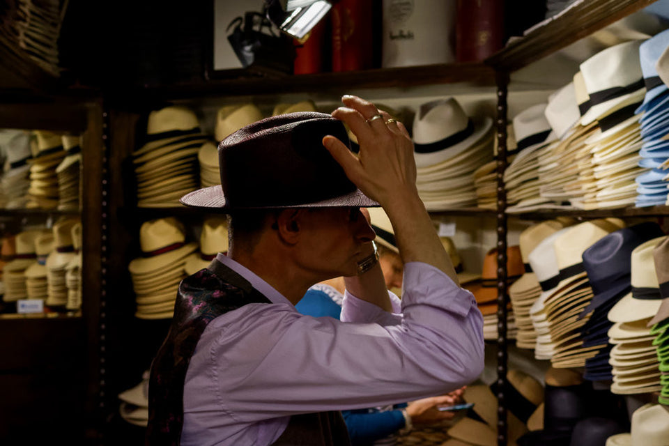 City Hatters is a renowned Melbourne Hat Specialist on