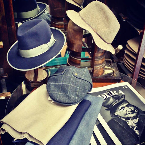1a0447dfb1c If you really love something in- store but feel it could be that little bit  better if only... City Hatters is proud to offer a range of alterations  that can ...
