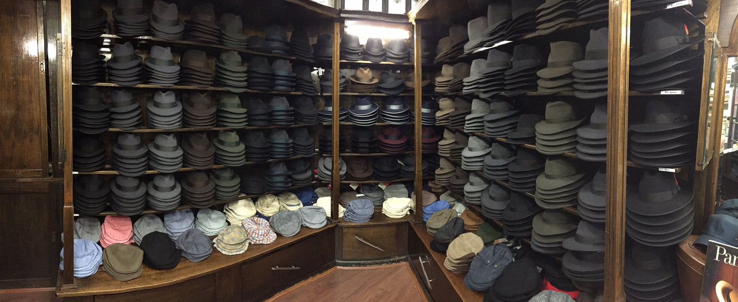 City Hatters is a renowned Melbourne Hat Specialist on Flinders Street