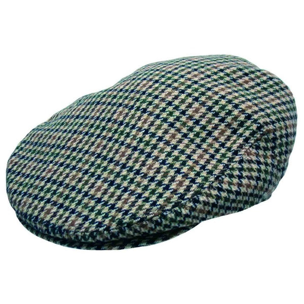 Avenel English Tweed County Cap