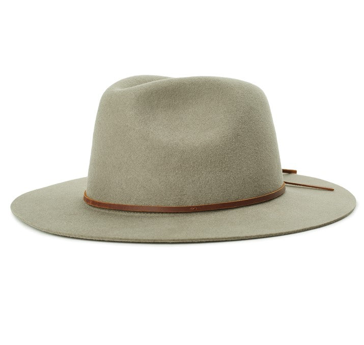 Brixton Packable Wesley Fedora