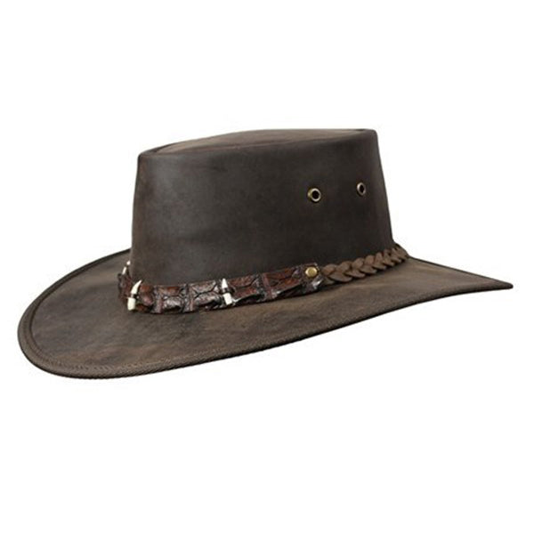 Barmah Outback Crocodile Hat
