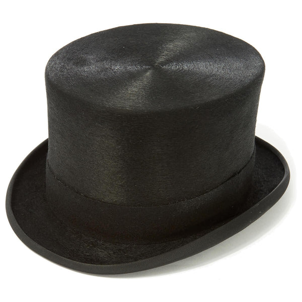 Christys' Fur Felt Melusine Top Hat