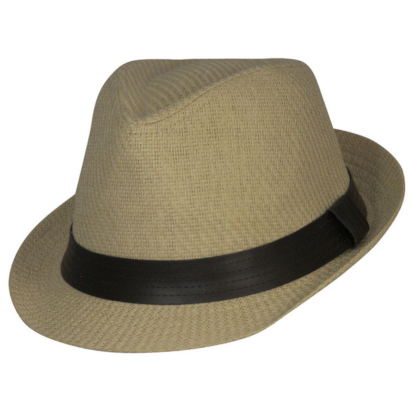Avenal Paper Trilby Hat