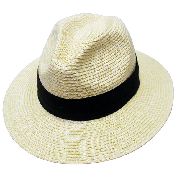Avenel Crushable Braid Safari Hat