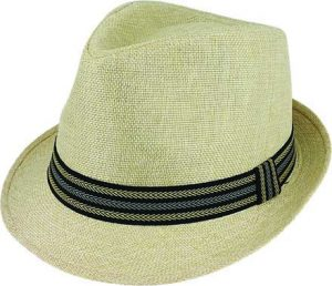 Avenel Trilby with Ribbon Band