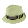 Avenel Crushable Paper Braid Trilby