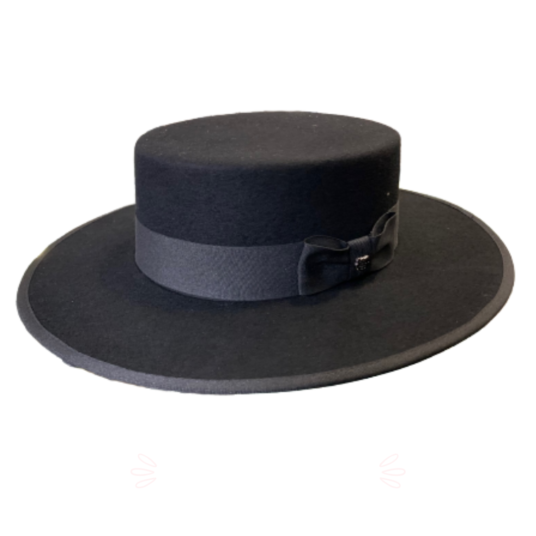 Hills Spanish Riding Hat - Wool Felt