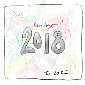 Goodbye 2018 in Comics