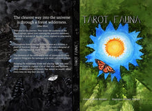 Load image into Gallery viewer, Free Guidebook PDF Tarot Fauna