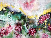 "Load image into Gallery viewer, ""Rose Garden"" Print"