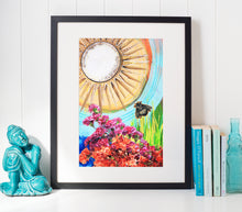 "Load image into Gallery viewer, ""Flourish"" Fine Art Print"