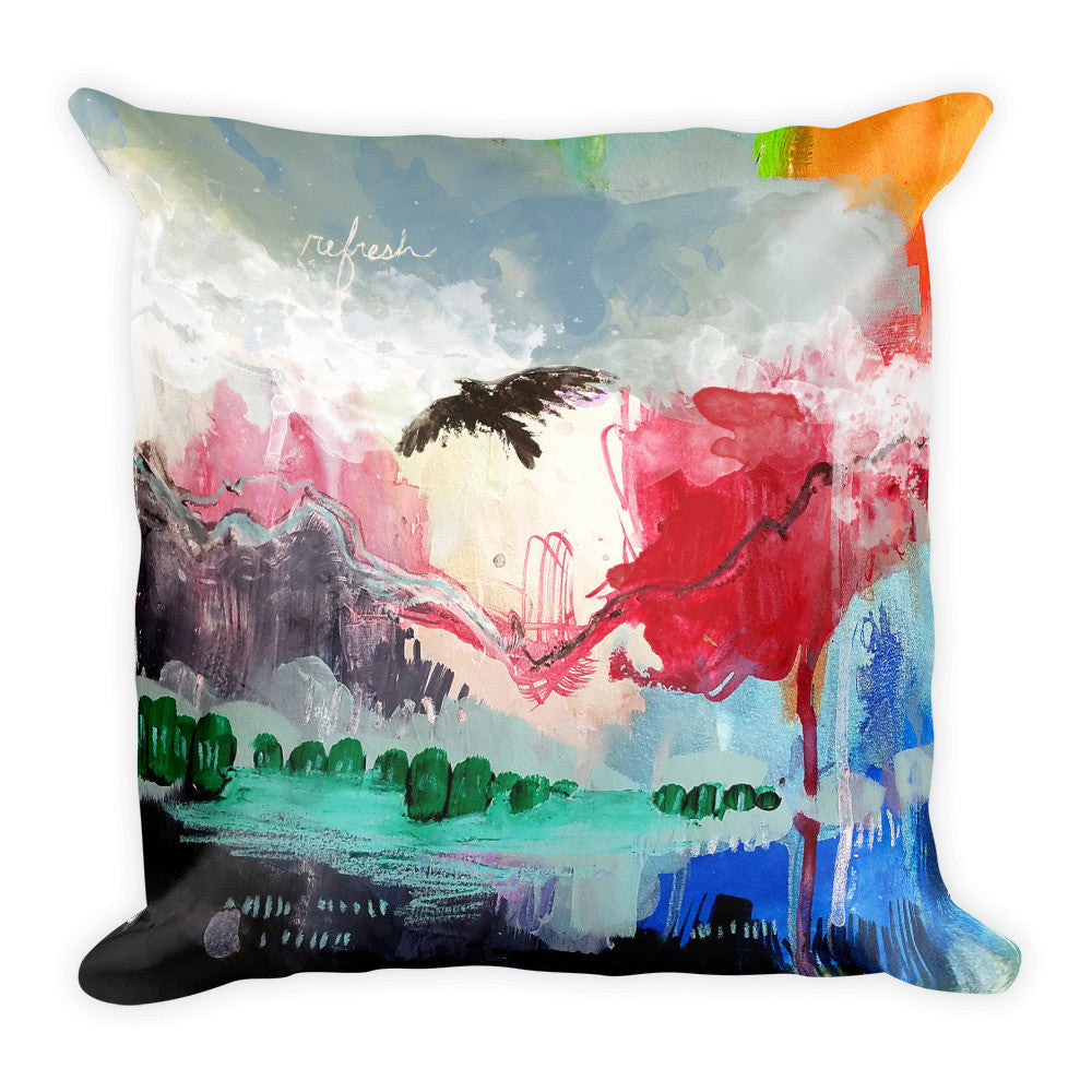 Refresh Square Pillow
