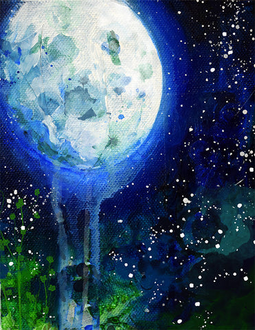 """Moonbeams"" Fine Art Print"