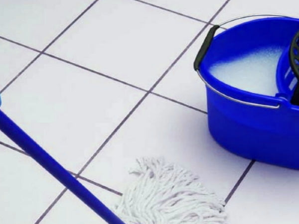 Grout Cleaner, step by step guide to Clean Grout.