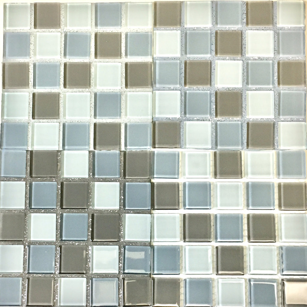 Importance of grout color in the design scheme.