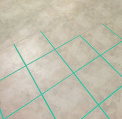 Meadow Green Rejuvicrete Grout Coating