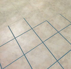 Williamsburg Blue Rejuvicrete Grout Coating