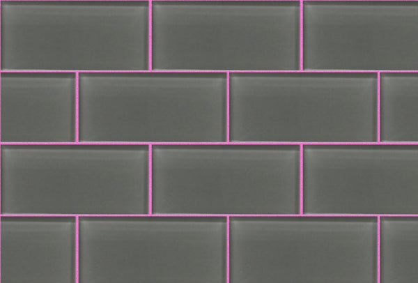 Magenta tile grout by Grout360